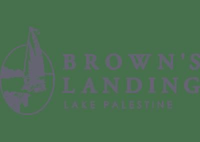 Brown's Landing Lake Palestine