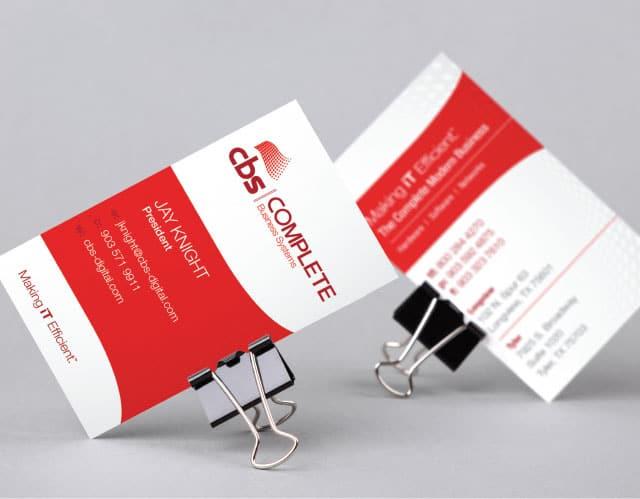 CBS - Business Cards