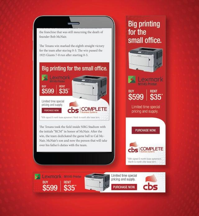 CBS - Digital Ad