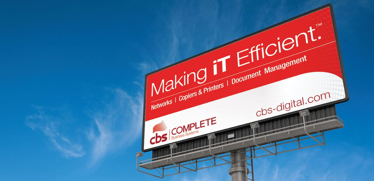 Complete Business Solutions - Outdoor