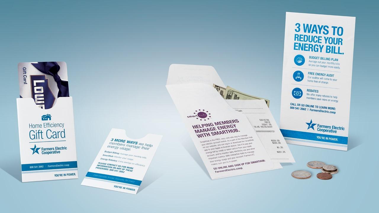 Farmers EC - Gift Card & Teller Envelopes