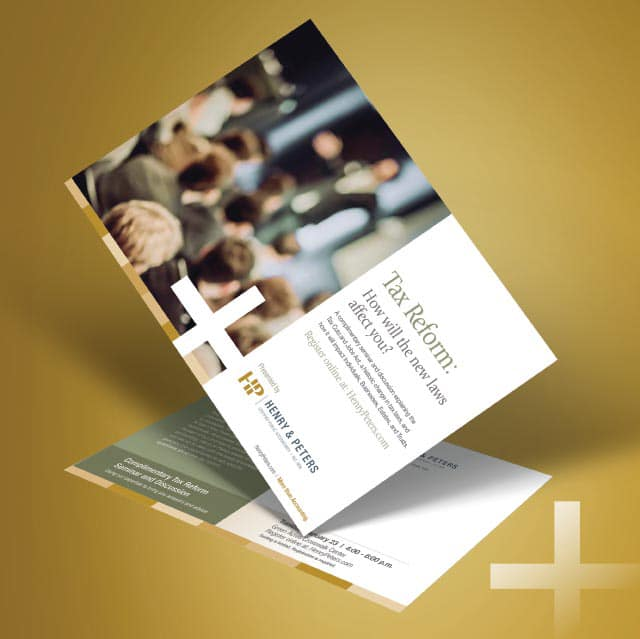 Henry & Peters - Direct Mail