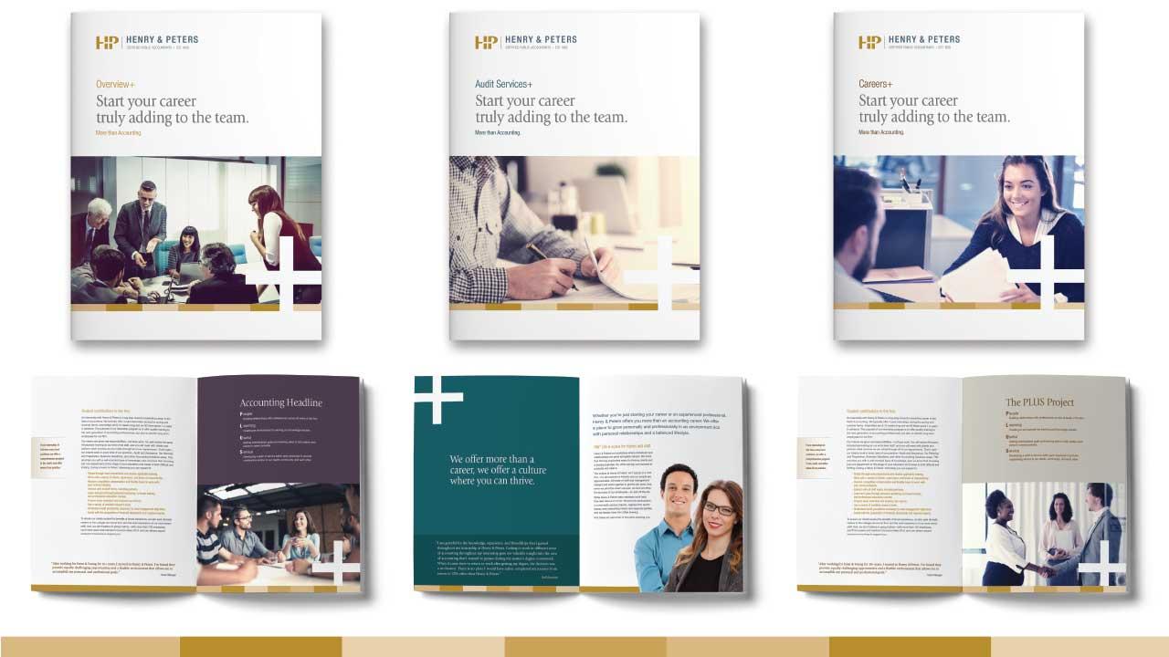 Henry & Peters Service Brochures