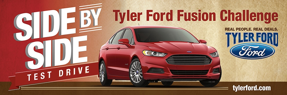 Tyler Ford Display Signage