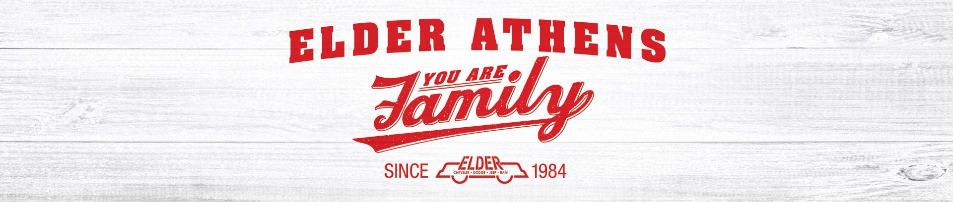 Elder Athens Dodge Branded Campaign