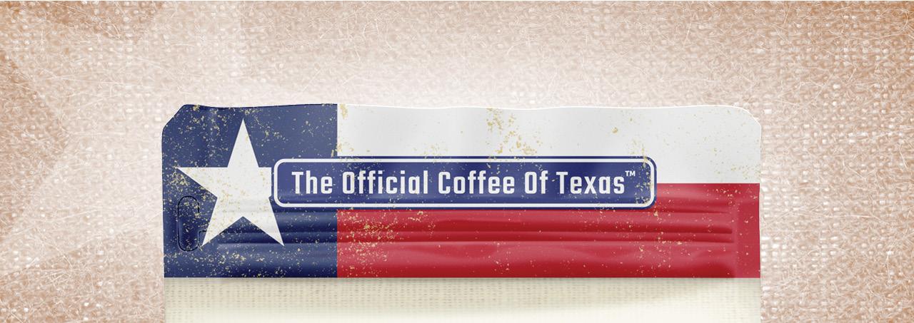 Texas State of Mind Coffee - Tagline